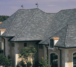 CertainTeed Stonegate Gray Roofing