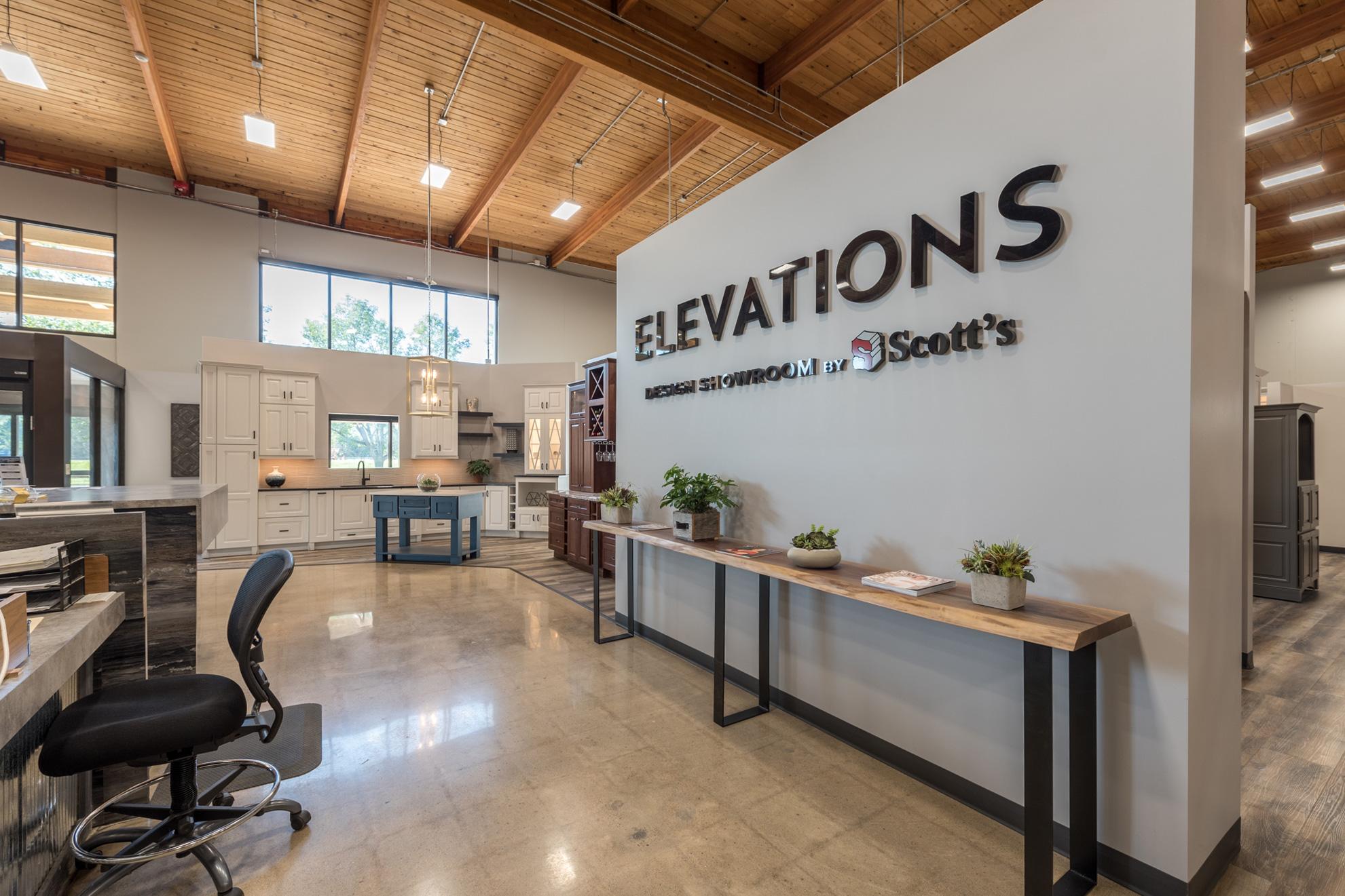 Elevations Design Showroom